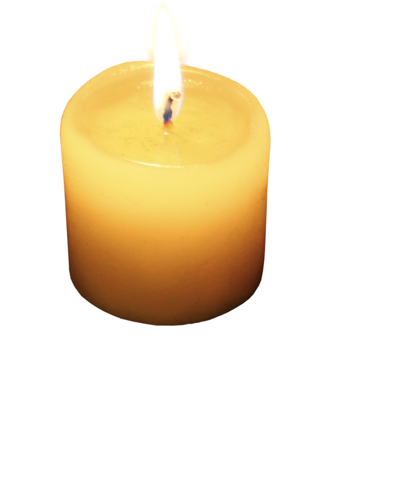 Spooky clipart candle. Burning png by camelfobia