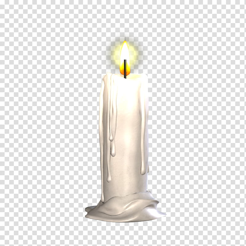 Clipart candle white background. Lit illustration transparent