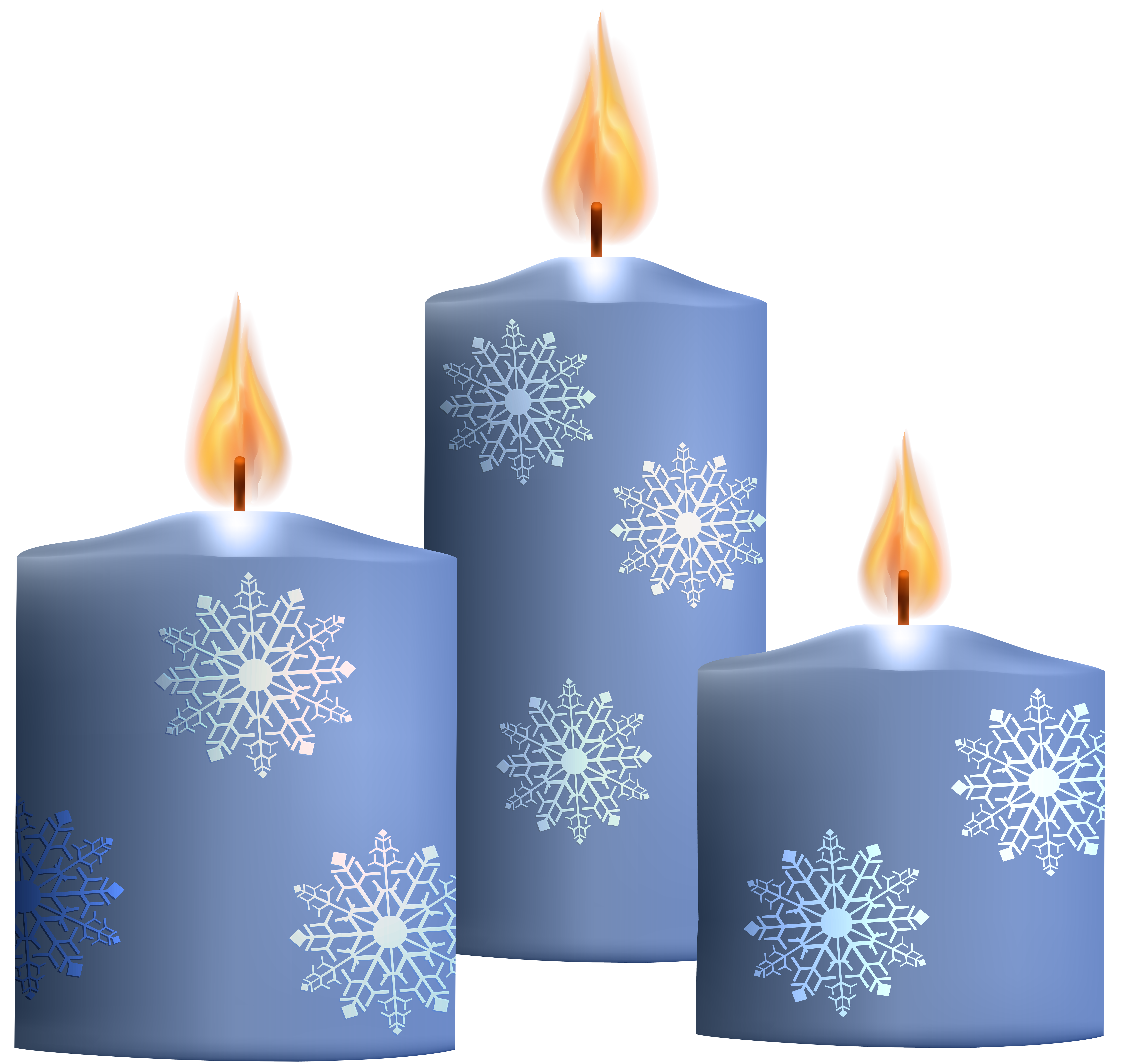 Piano clipart winter. Candles transparent png clip
