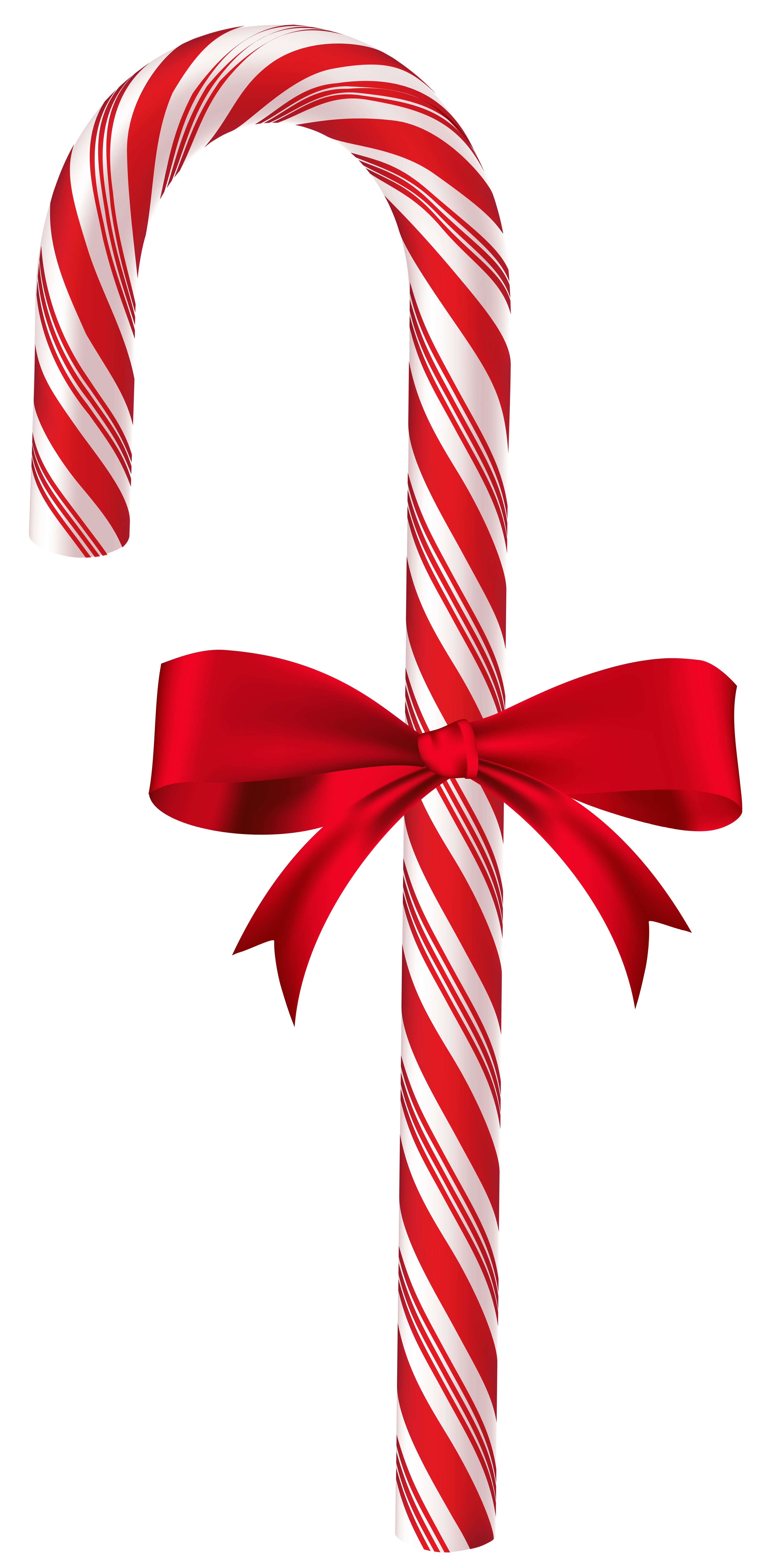 Queen clipart candy. Cane with red bow