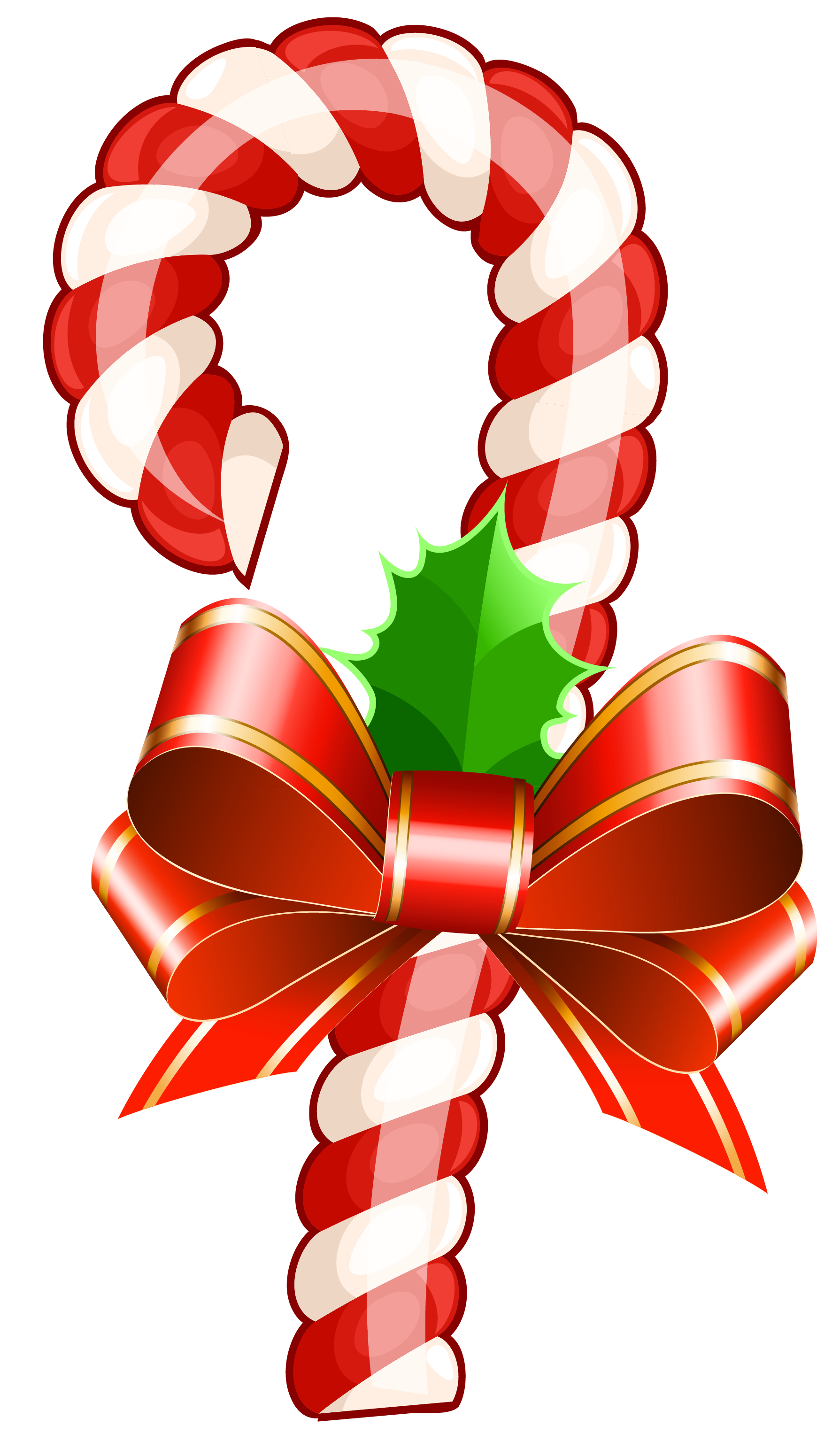 Library clipart christmas. Large transparent candy cane