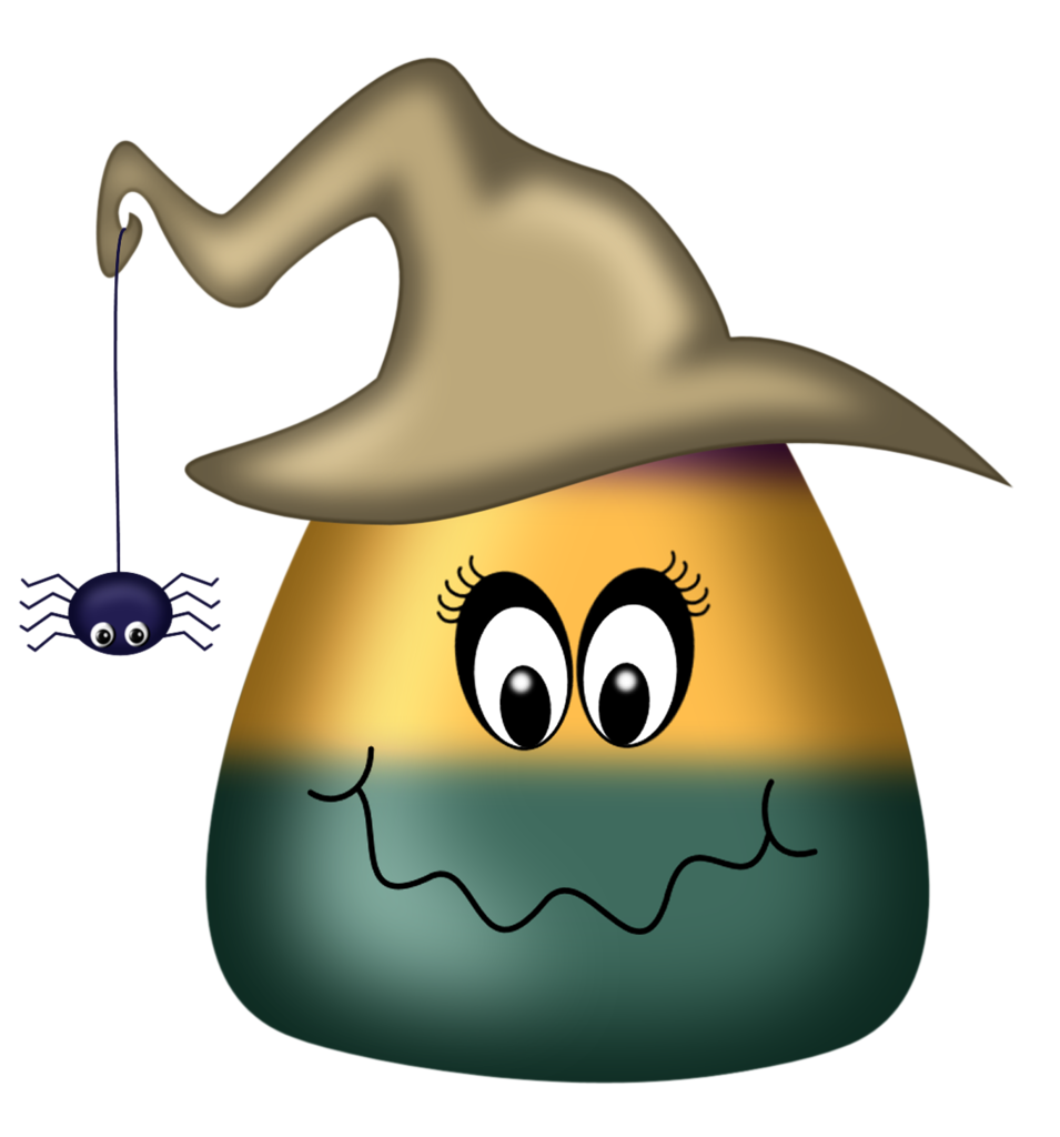 Witch clipart candy corn. Halloween clip art
