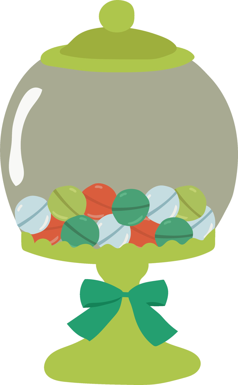 Lollipop clipart jar. Cotton candy clip art