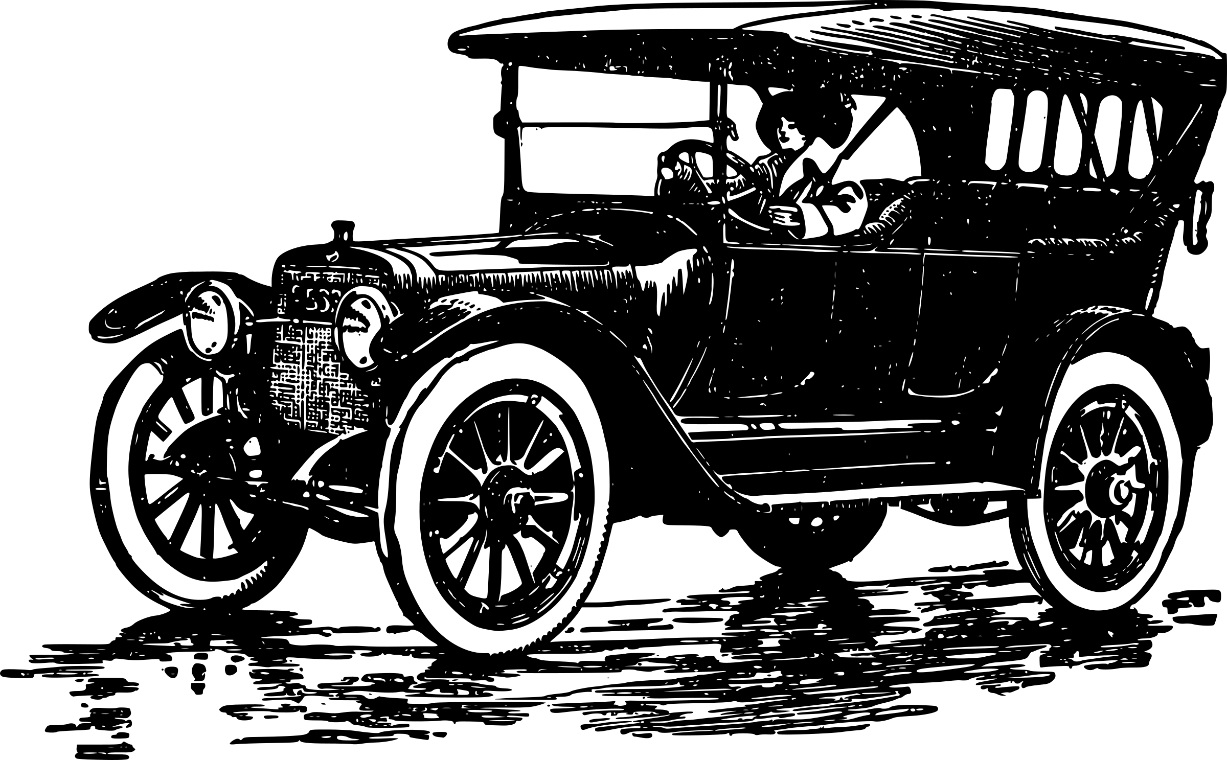 Clipart car candy. Ford model t clip