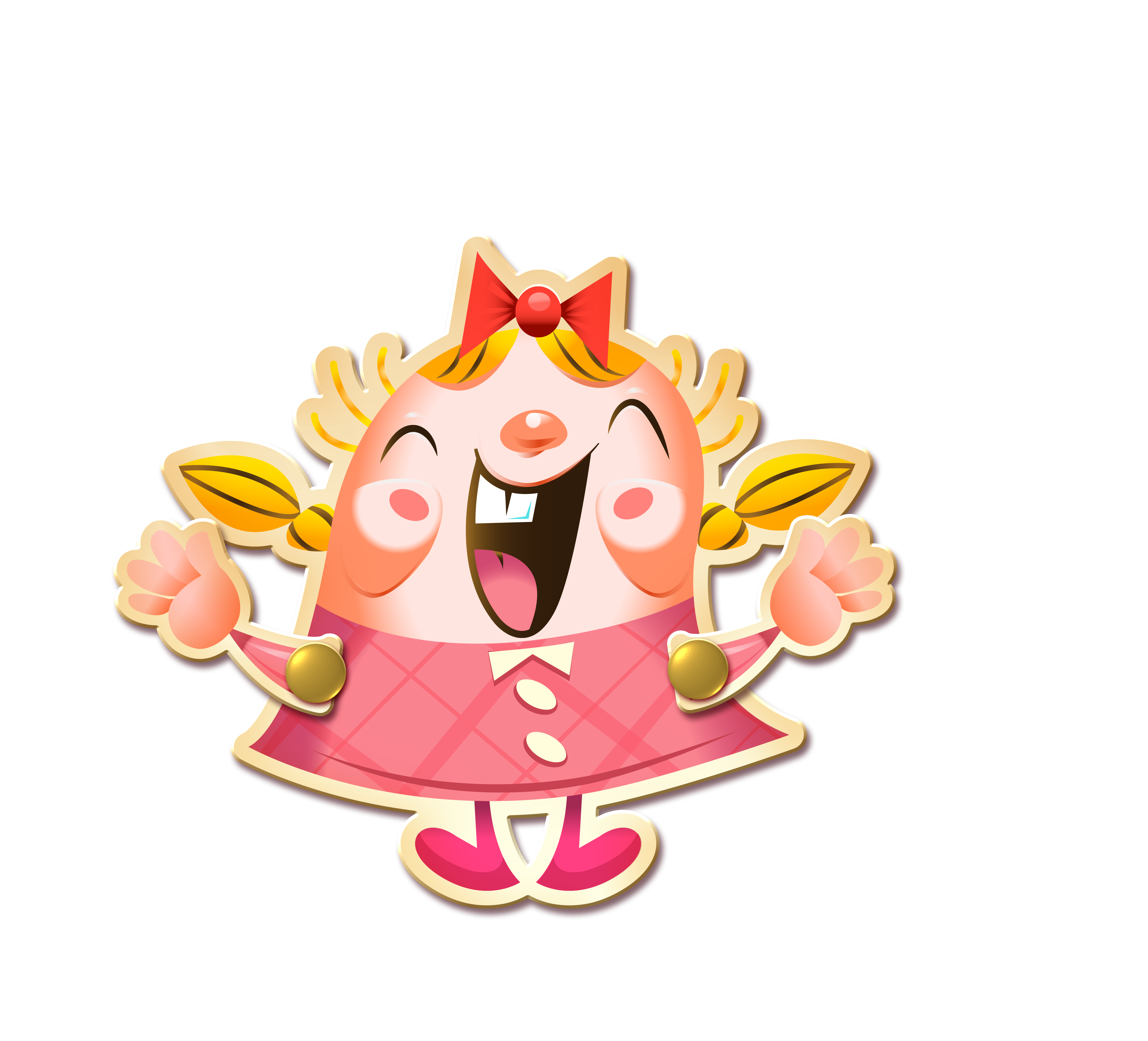Learn about the swedish. Queen clipart candy