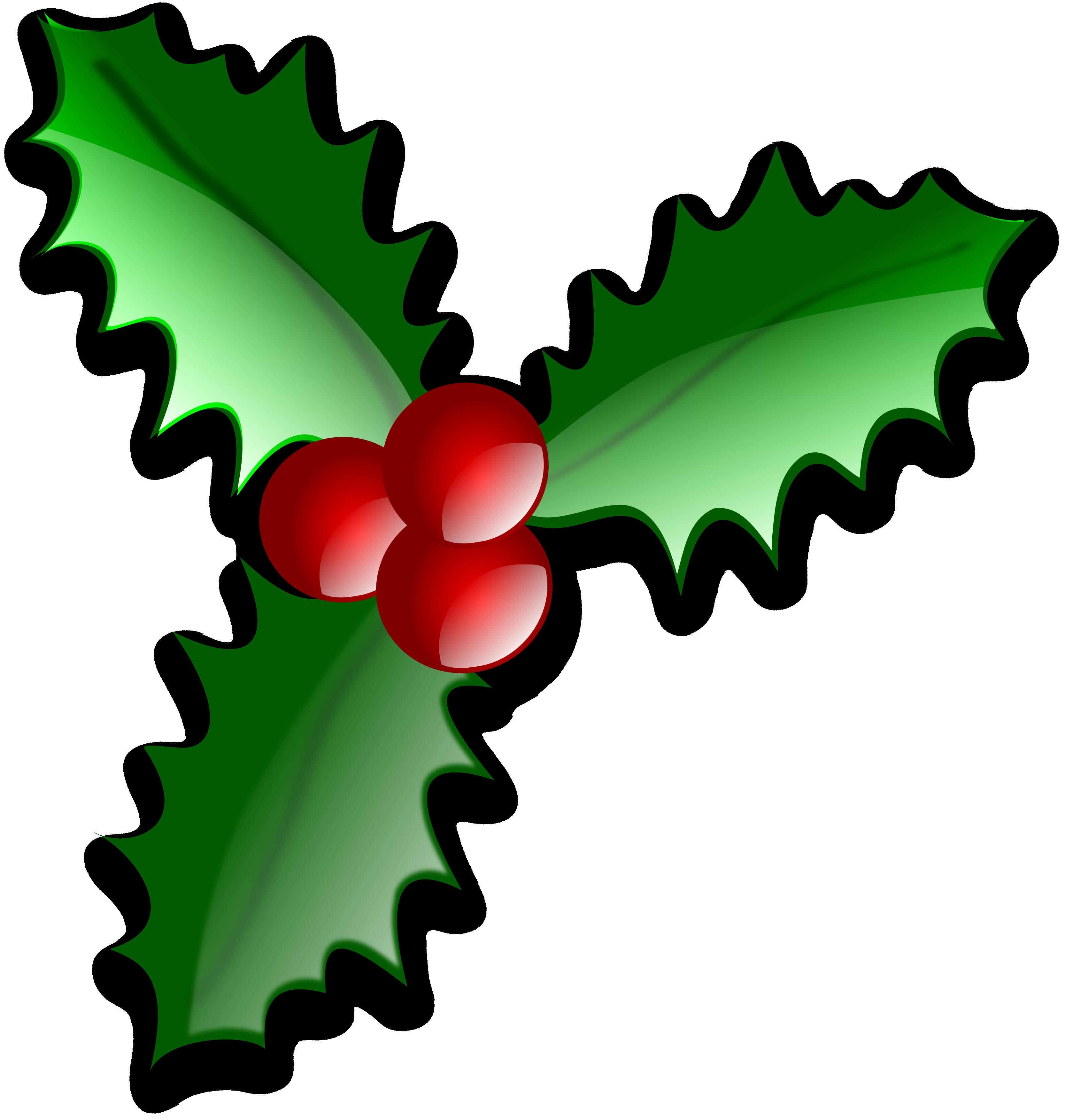 Free christmas clip art. December clipart wreath