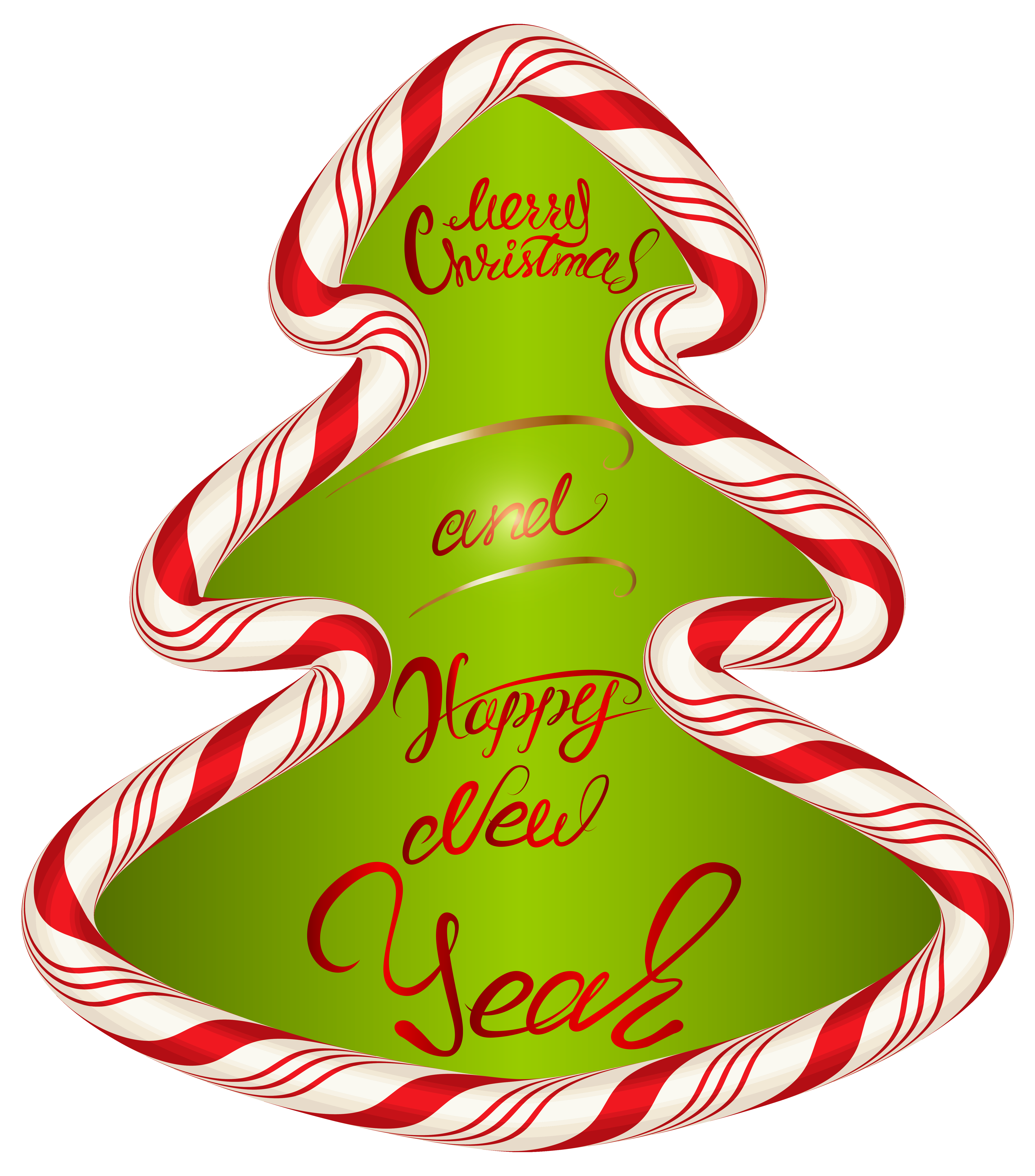 Ornament clipart candy. Christmas tree png image