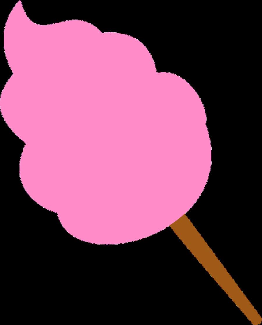 Cute candy circo minus. Cotton clipart clip art