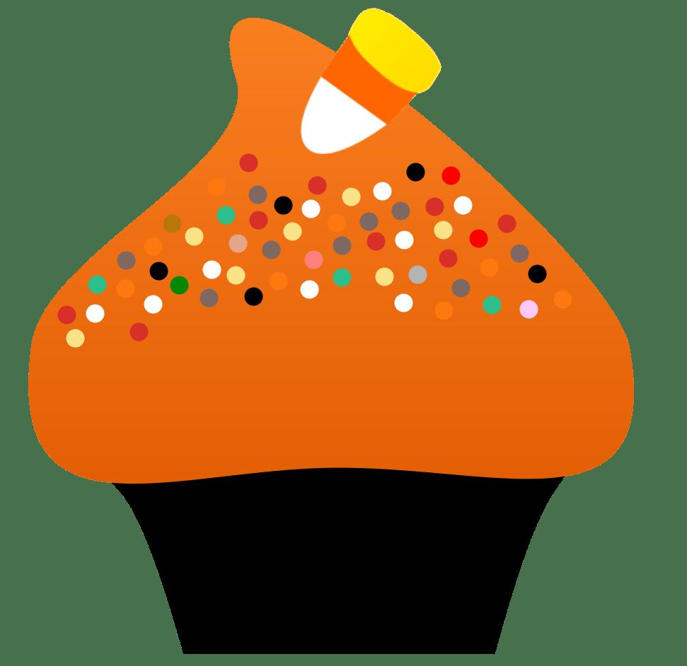 Cupcake empowering girls for. Clipart halloween kindergarten