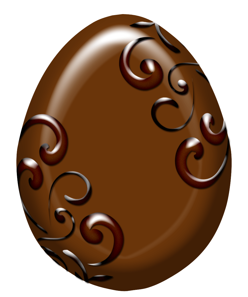Eggs clipart chocolate. Easter transparent png images