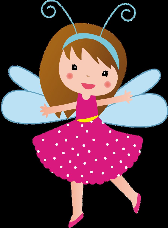 Lady clipart fairy. Minus say hello imprimir