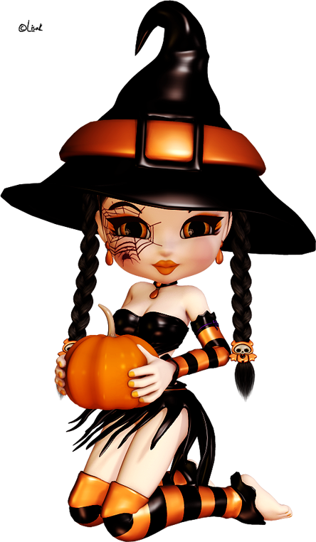 Clipart halloween modern. Bruxas pesquisa google witches
