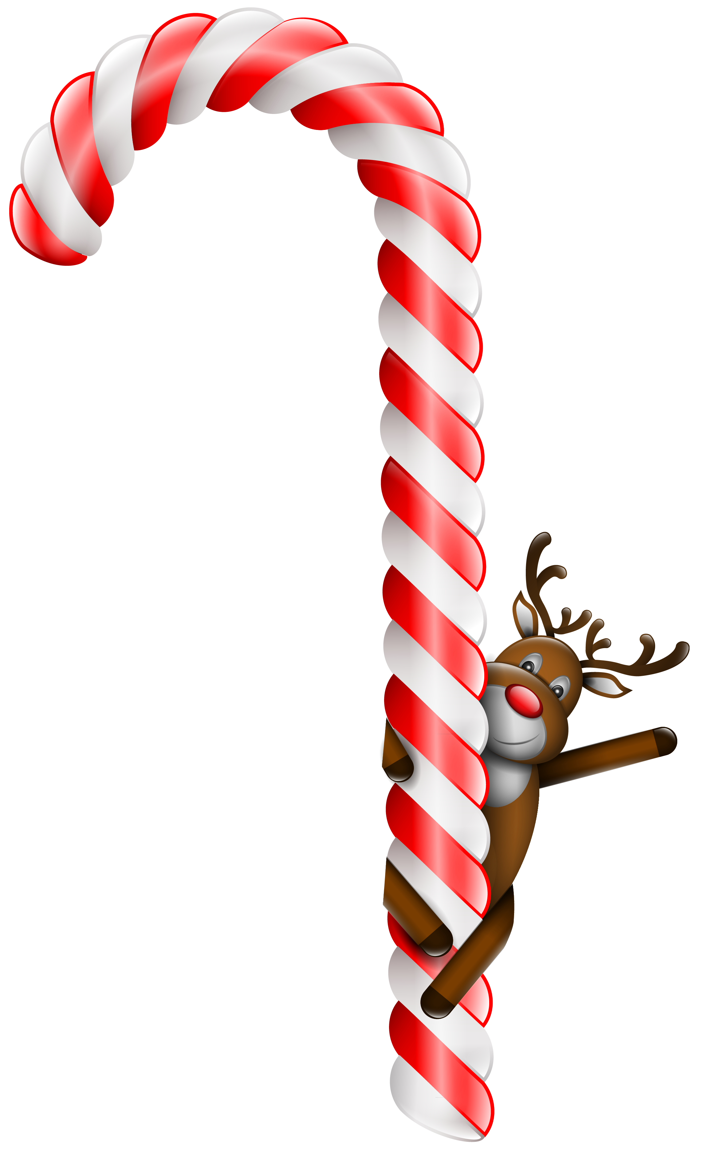 Worm clipart border. Transparent large christmas candy