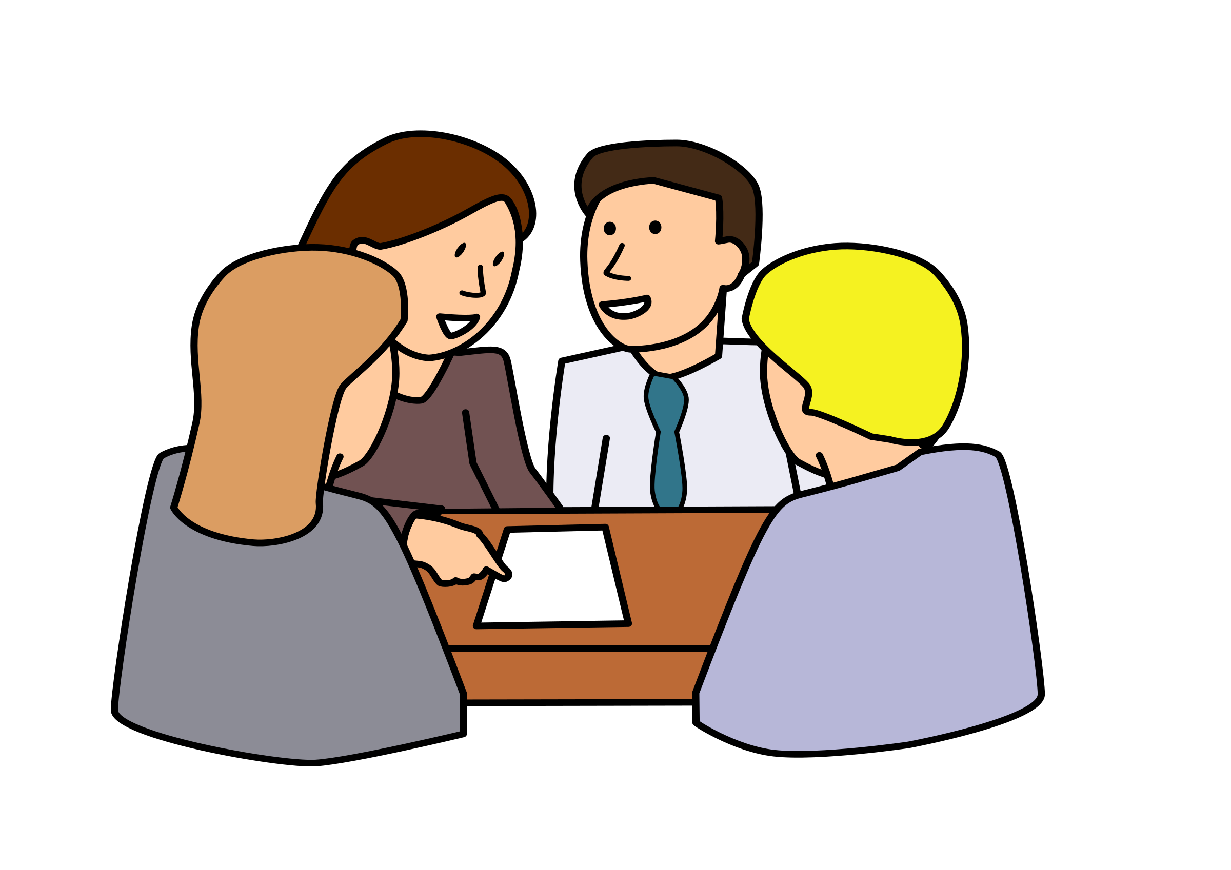 Group work clip art. Working clipart willingness