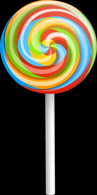 Lollipop clipart two. Candies transparent png images