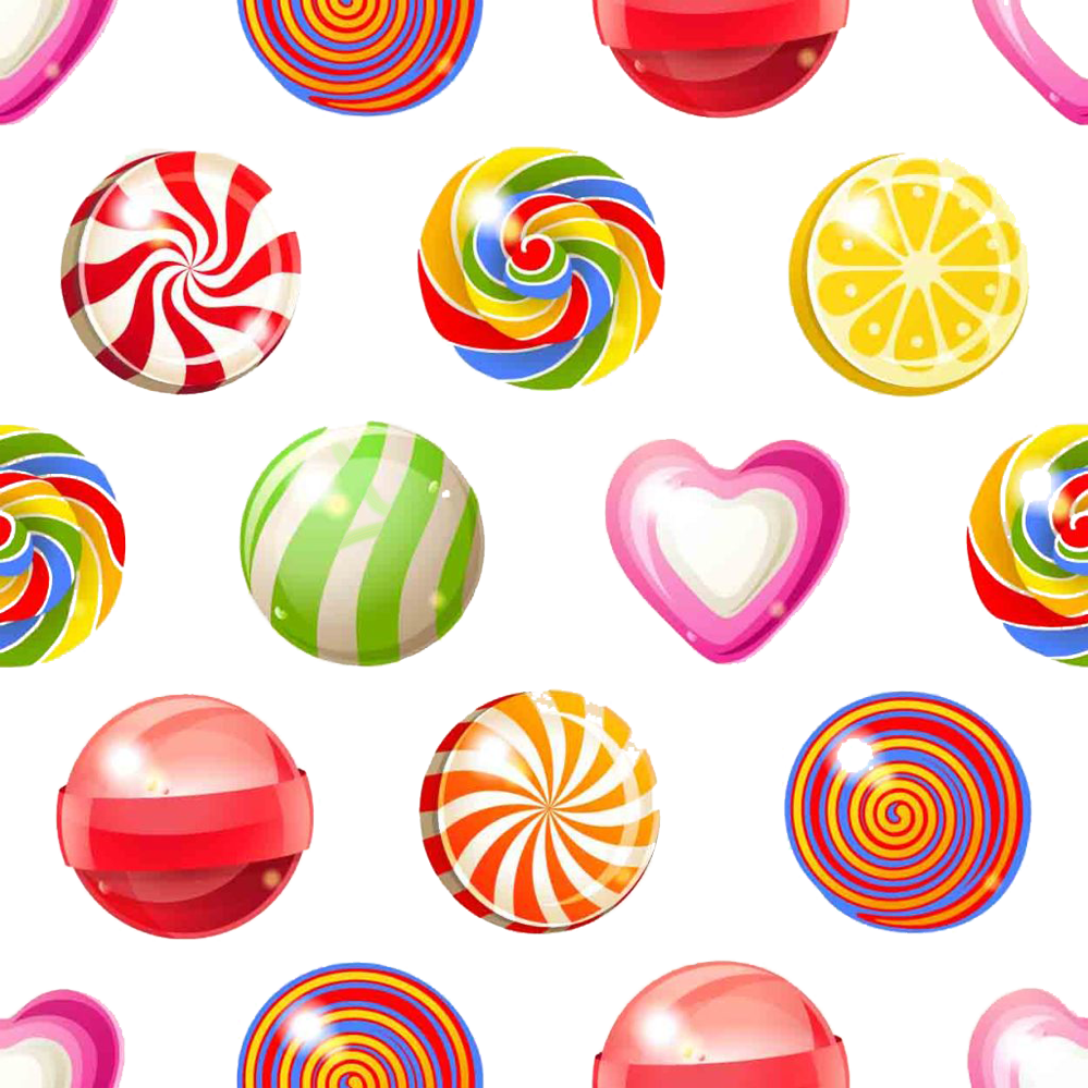 Lollipop clipart round thing. Cotton candy hard colorful