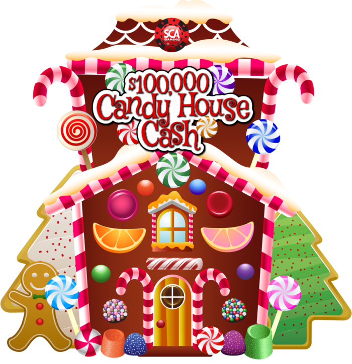 clipart house candy