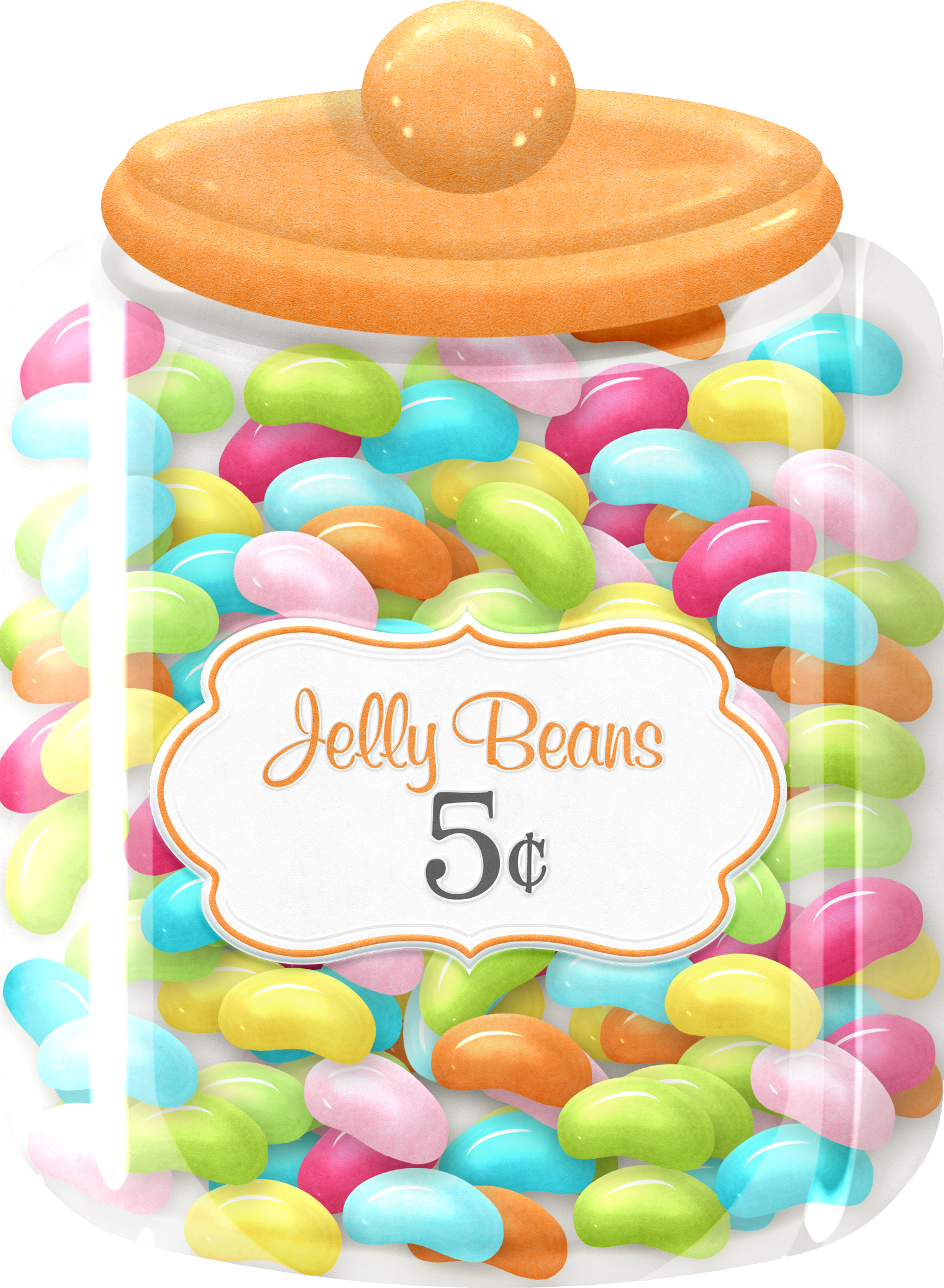 desserts clipart candy
