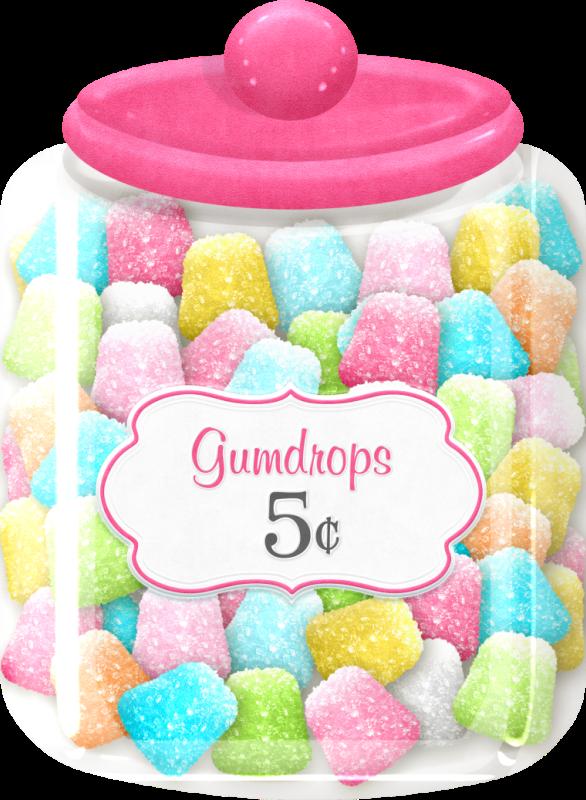 para mi pinterest. Clipart candy junk food