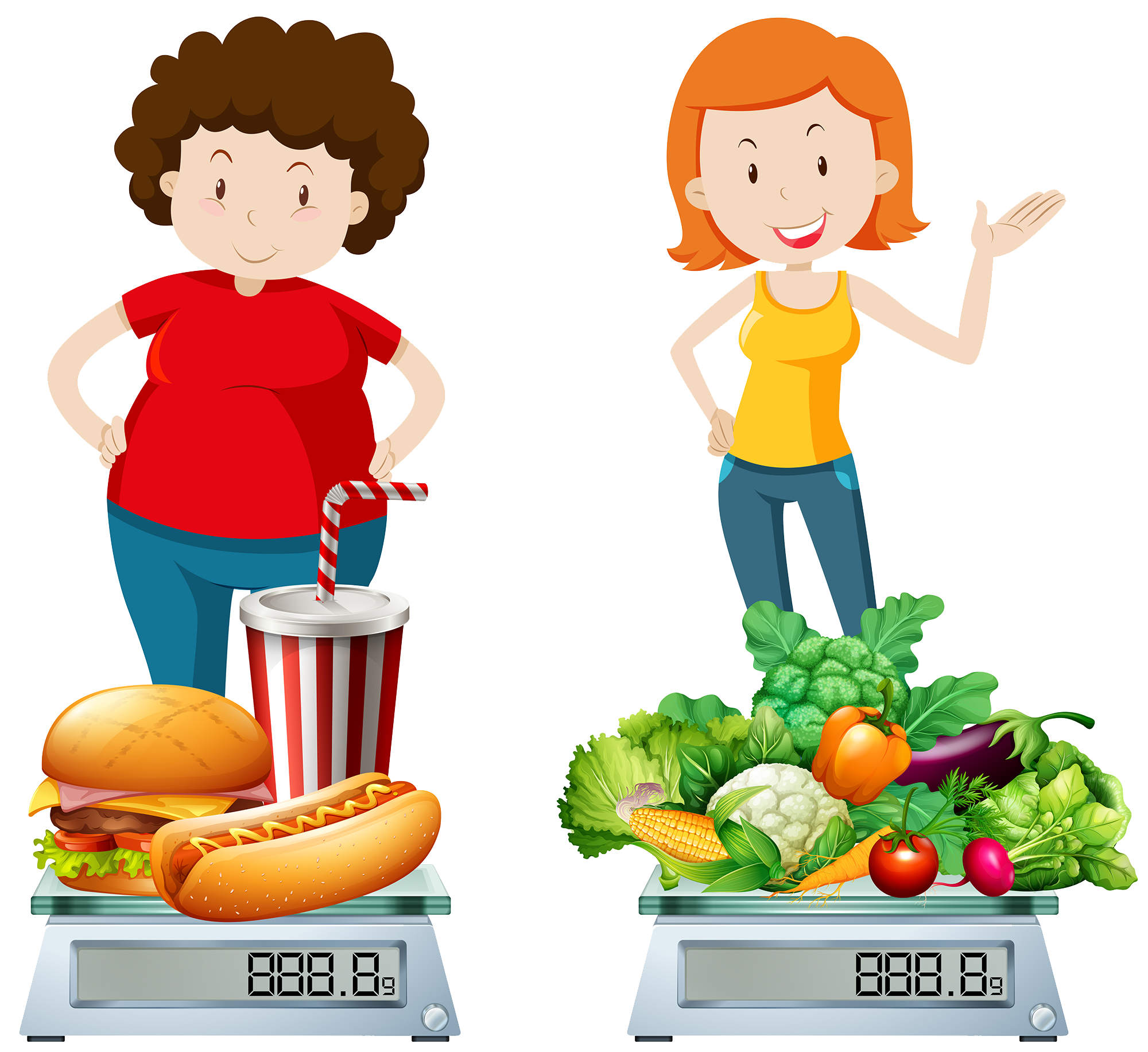 Junk food health clip. Nutrition clipart healthy lifestyle