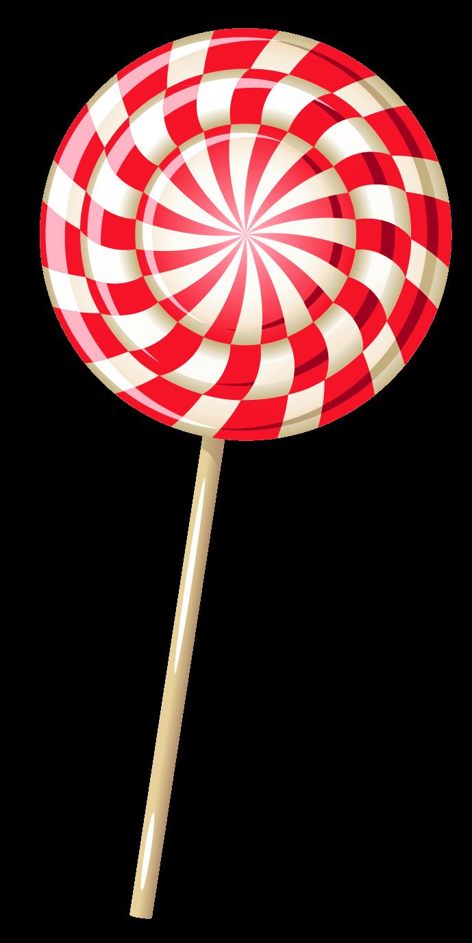 Single large transparent png. Lollipop clipart two