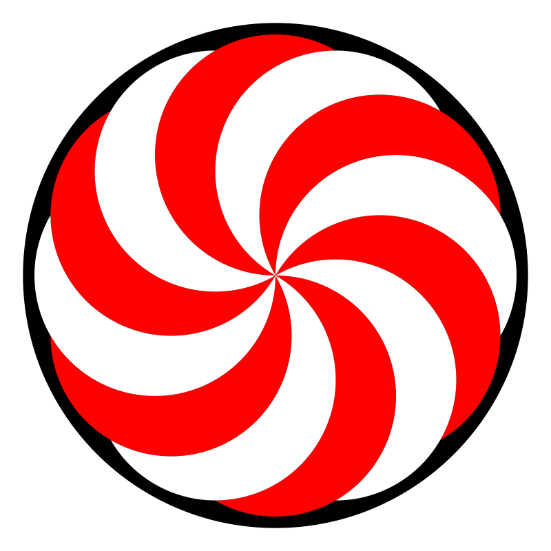 Candy peppermint