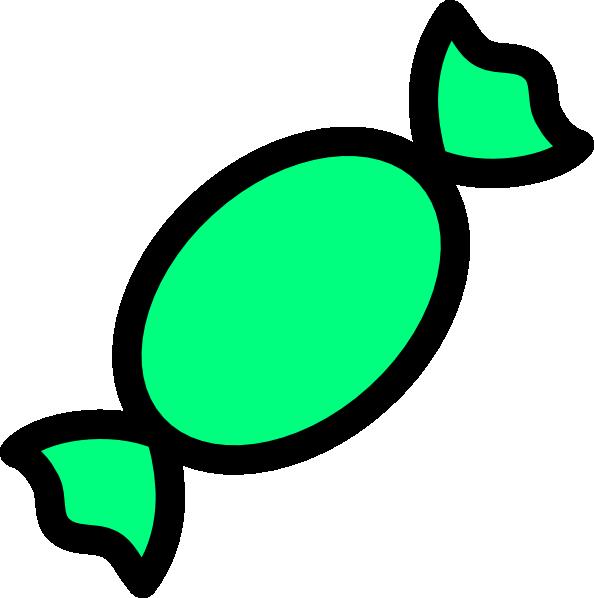 Light green clip art. Clipart rainbow candy