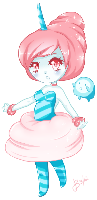Clipart candy princess. Cotton adventure time by