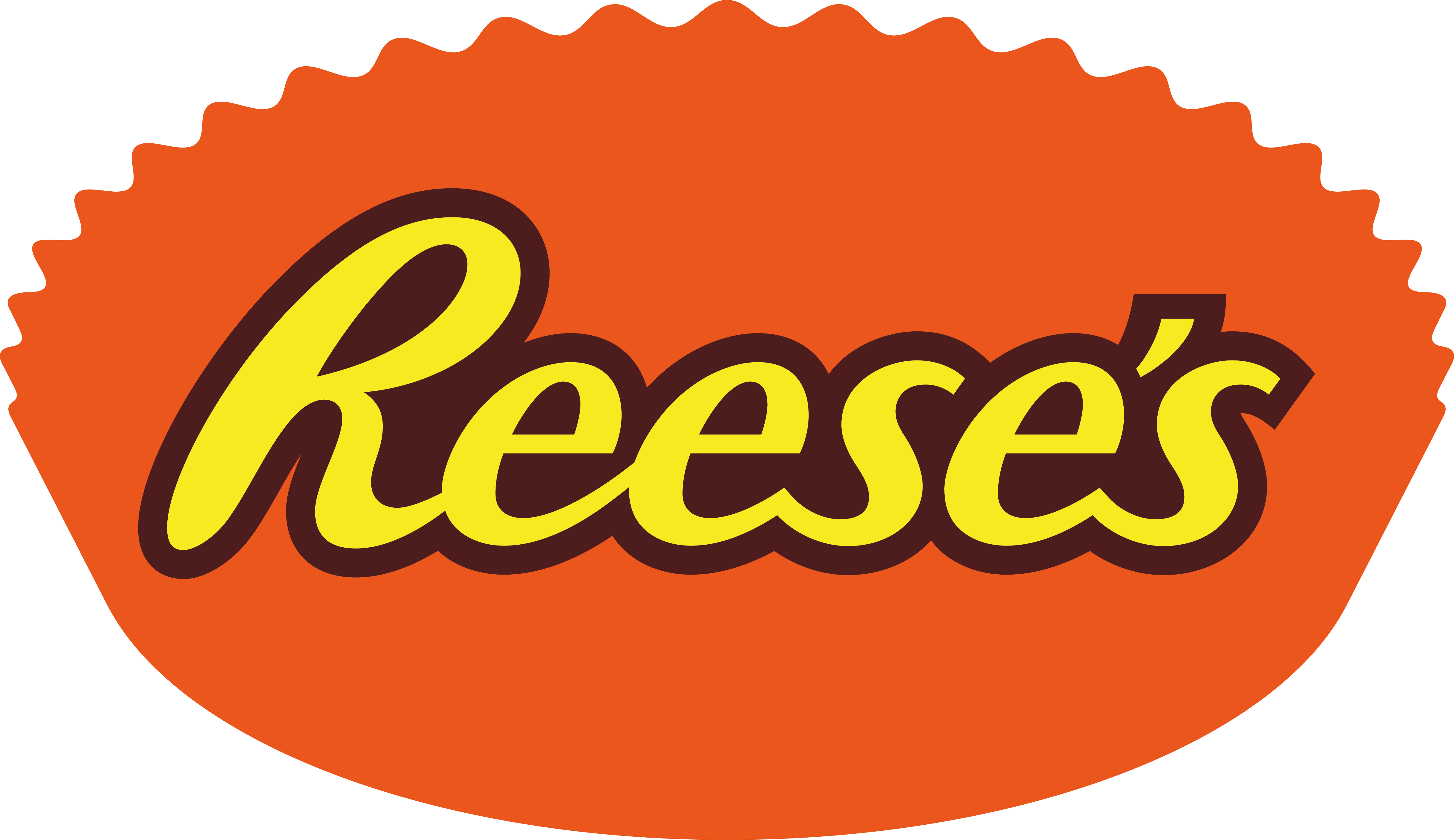Reeses logos . Clipart candy reese's