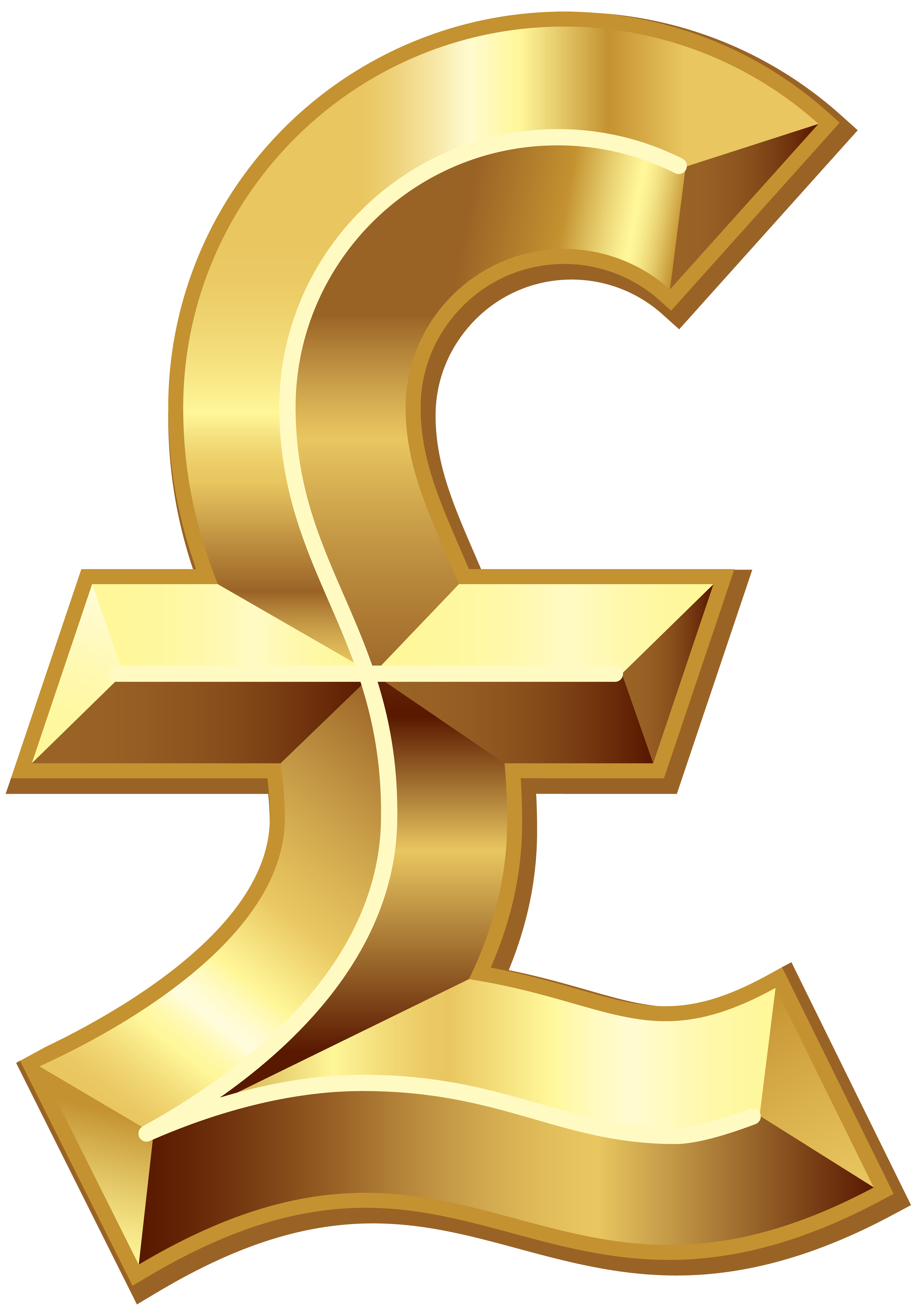 Dollar clipart pound. Sterling sign currency symbol