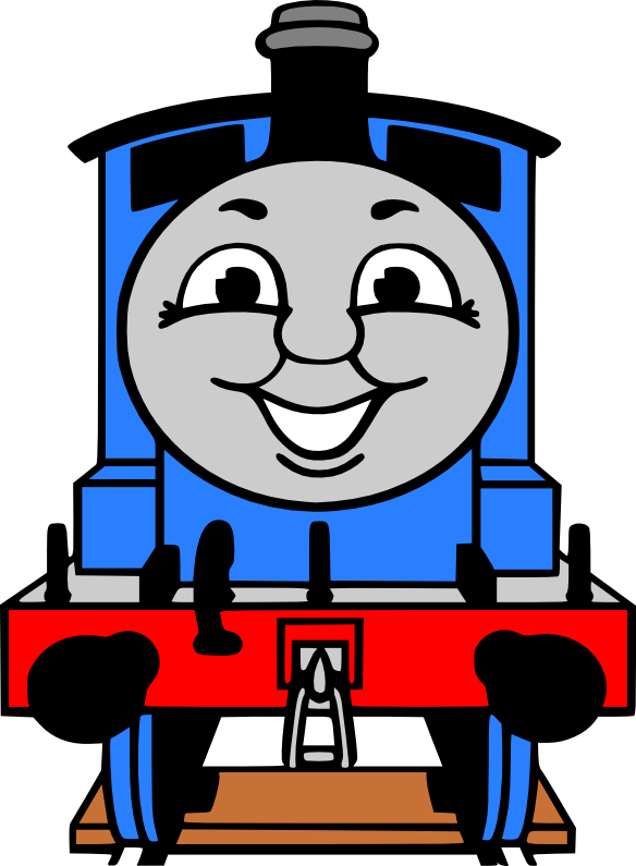 Engine clipart thomas train. Crafting with meek the