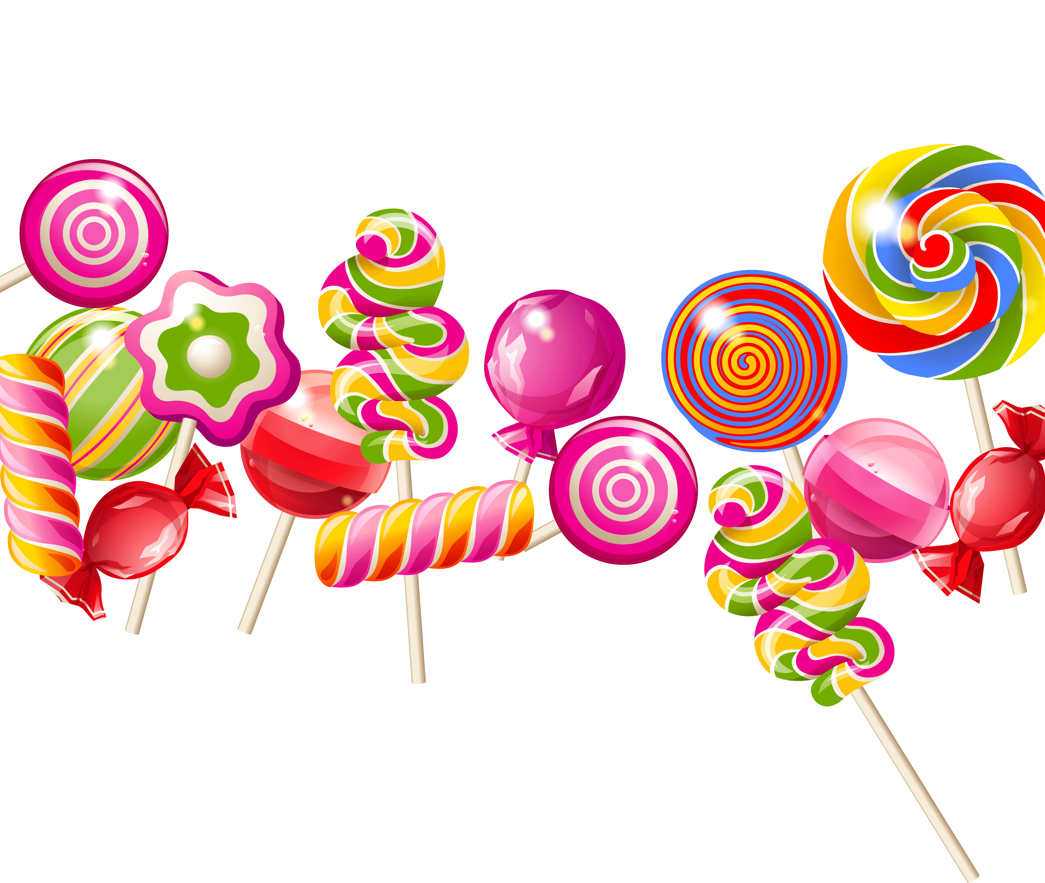 Clipart candy transparent background. Lollipop sweet png download