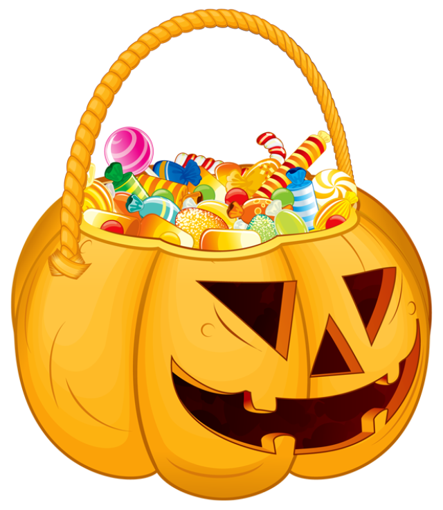 Clipart halloween sweet. Free cliparts candy treat