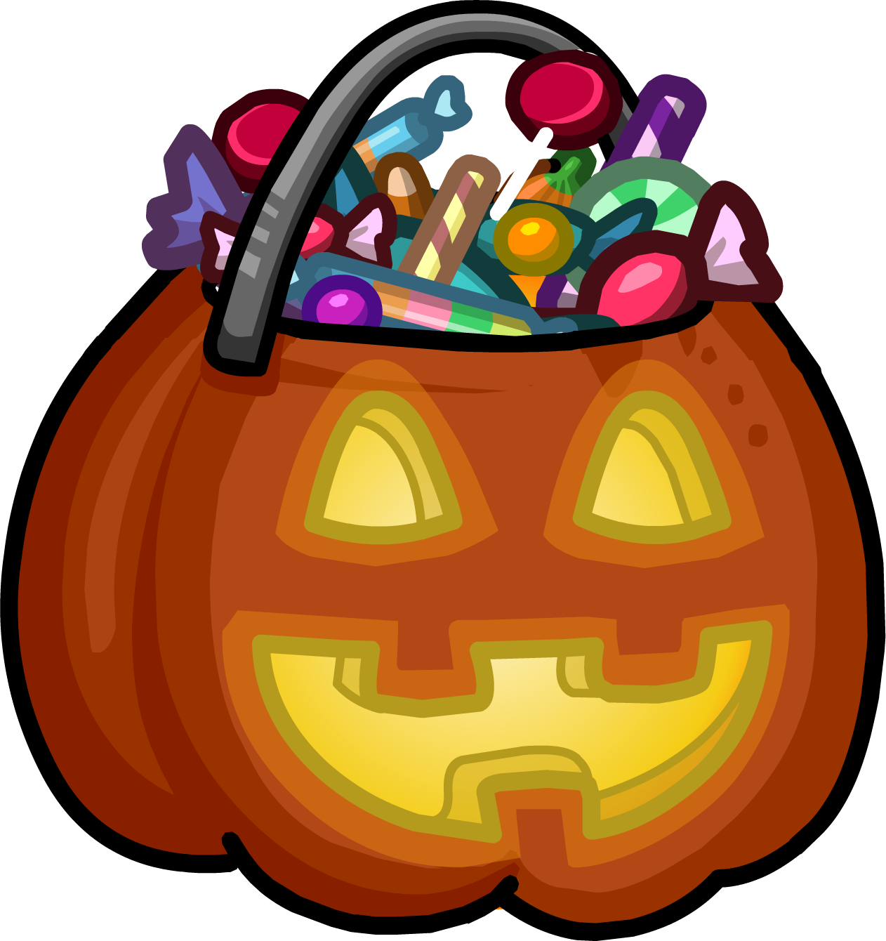 Clipart halloween sweet.  collection of treat