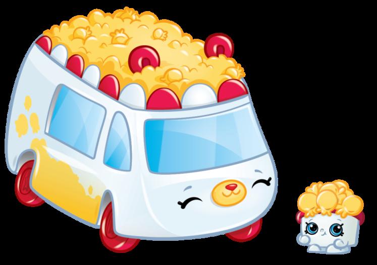 Meet the cutie shopkins. Clipart cars handle