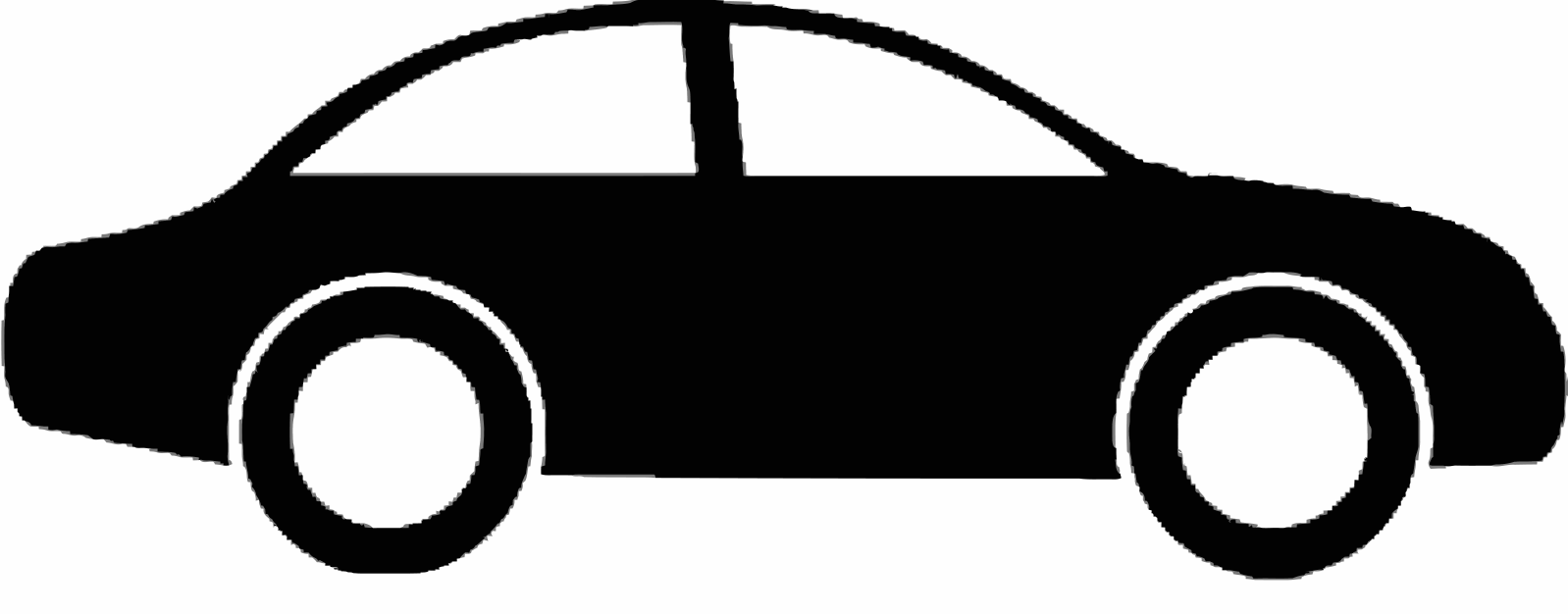 Clipart car. Silhouette at getdrawings com