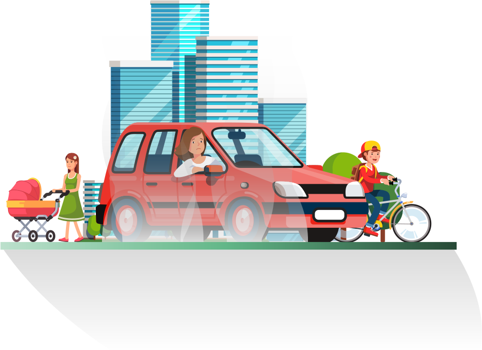 Clipart car air pollution. Vehicle quality management system