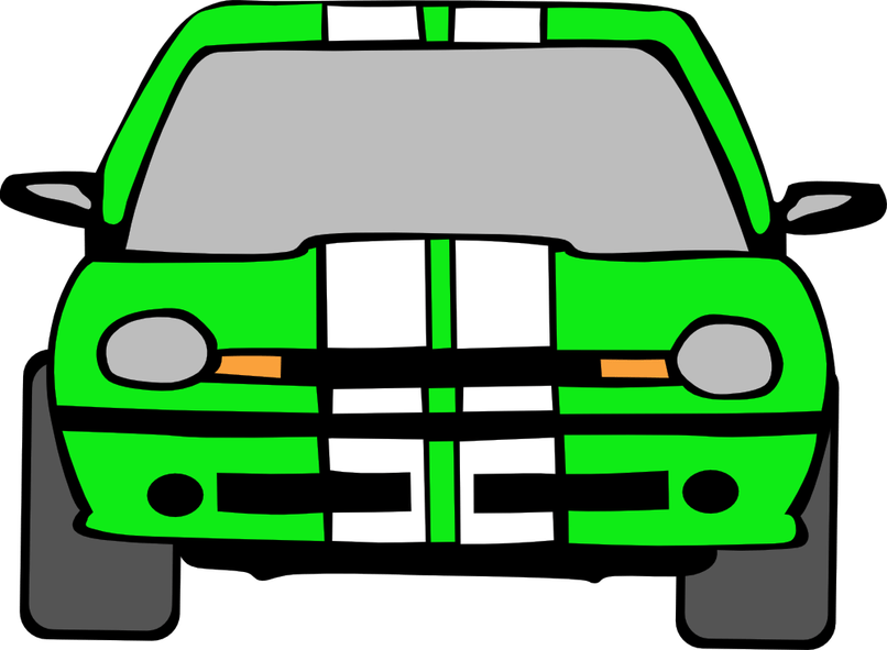 Car Animated Free Download Clip Art On Clipart Moving - Animated Car - Free  Transparent PNG Clipart Images Download