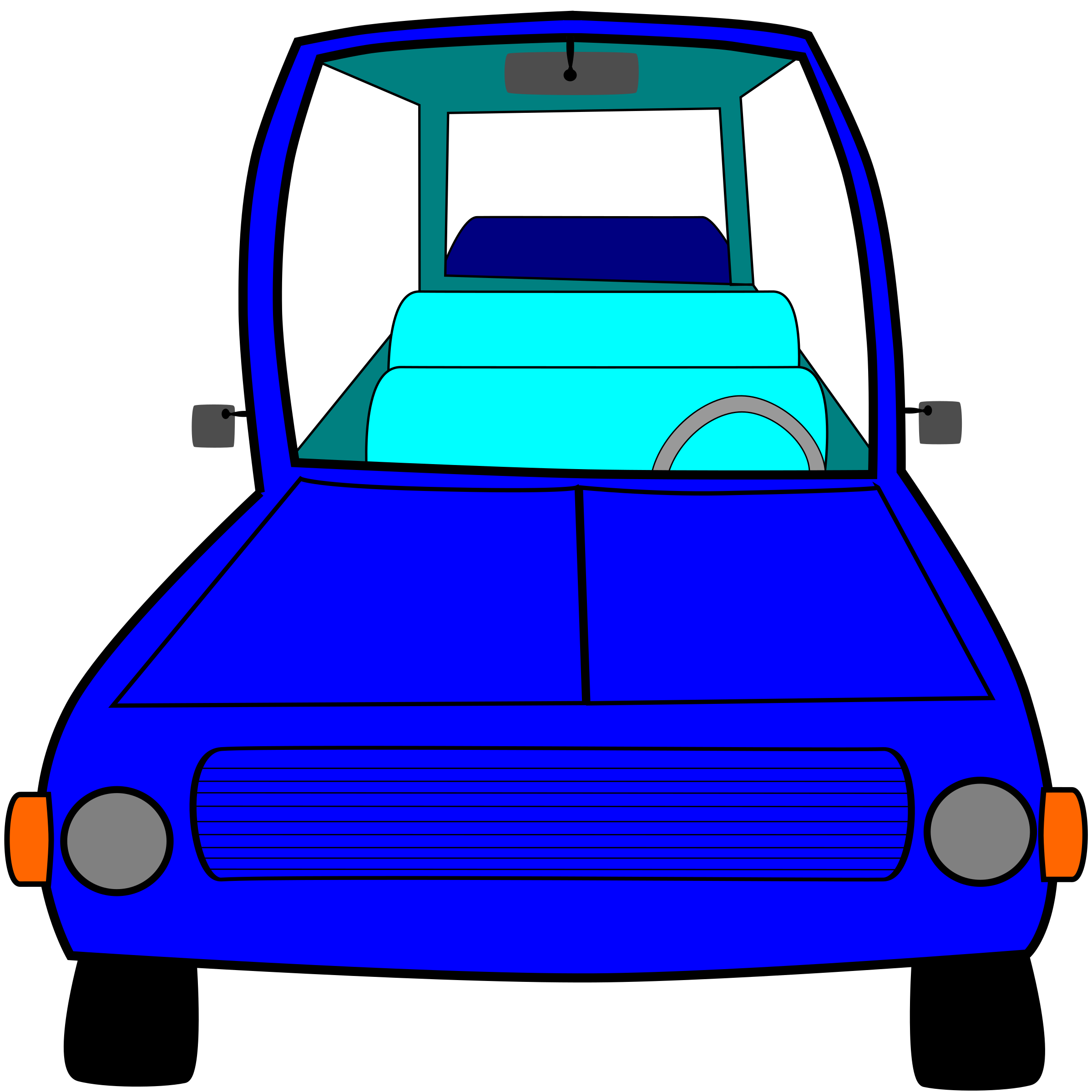 Picture cartoon image group. Doctor clipart car