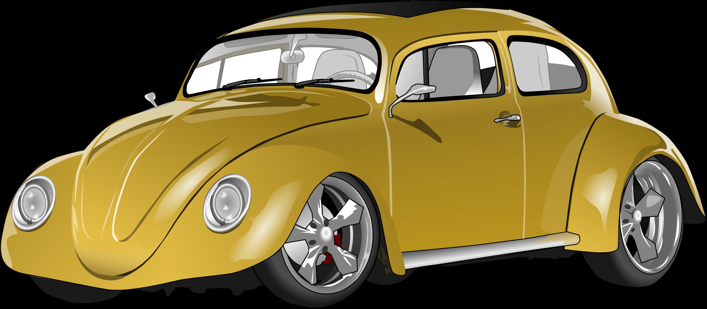 Vw big image png. Clipart car beetle