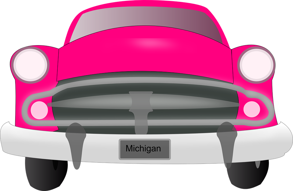 Clipart car cartoon. Classic free collection download