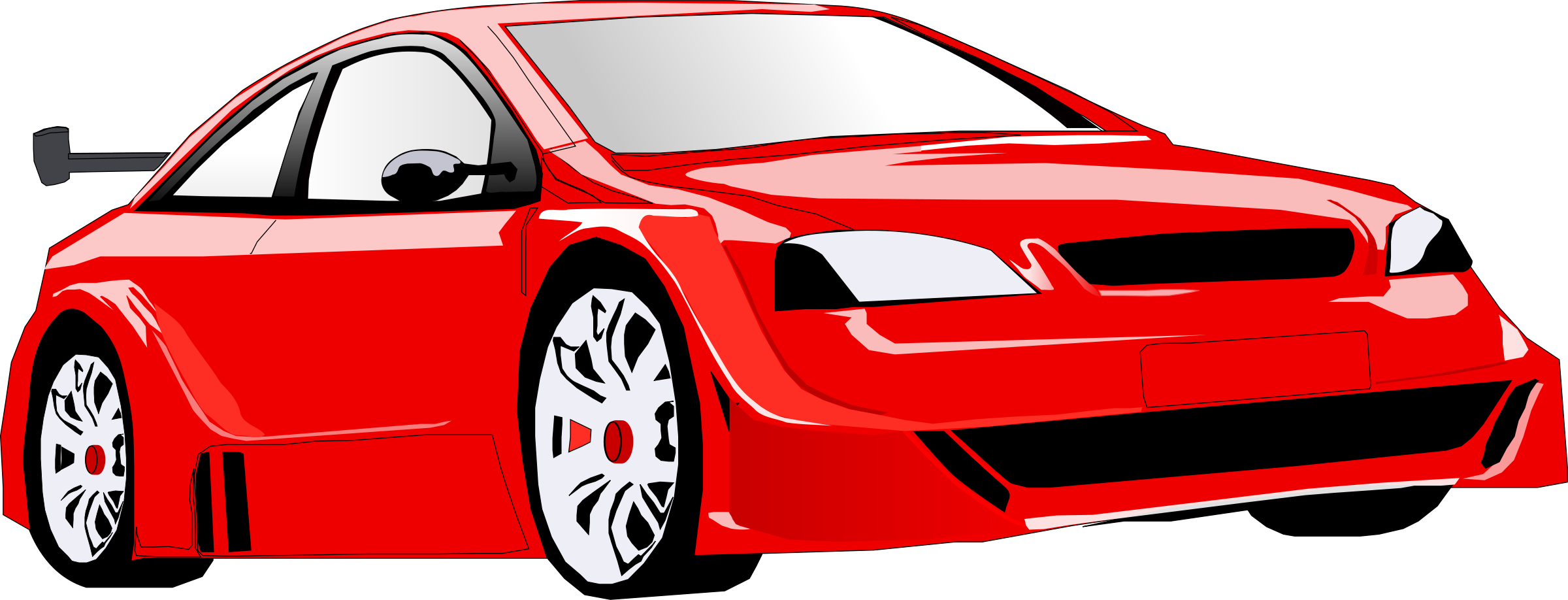 Clipart car colour.  collection of image
