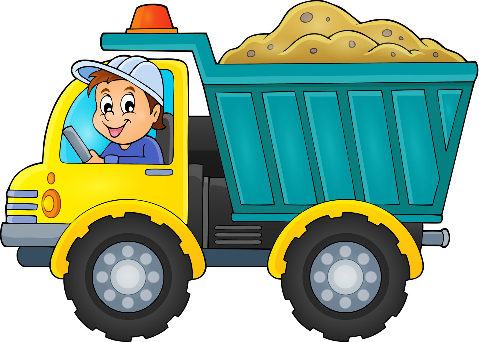 Coloring books for kids. Clipart cars luggage