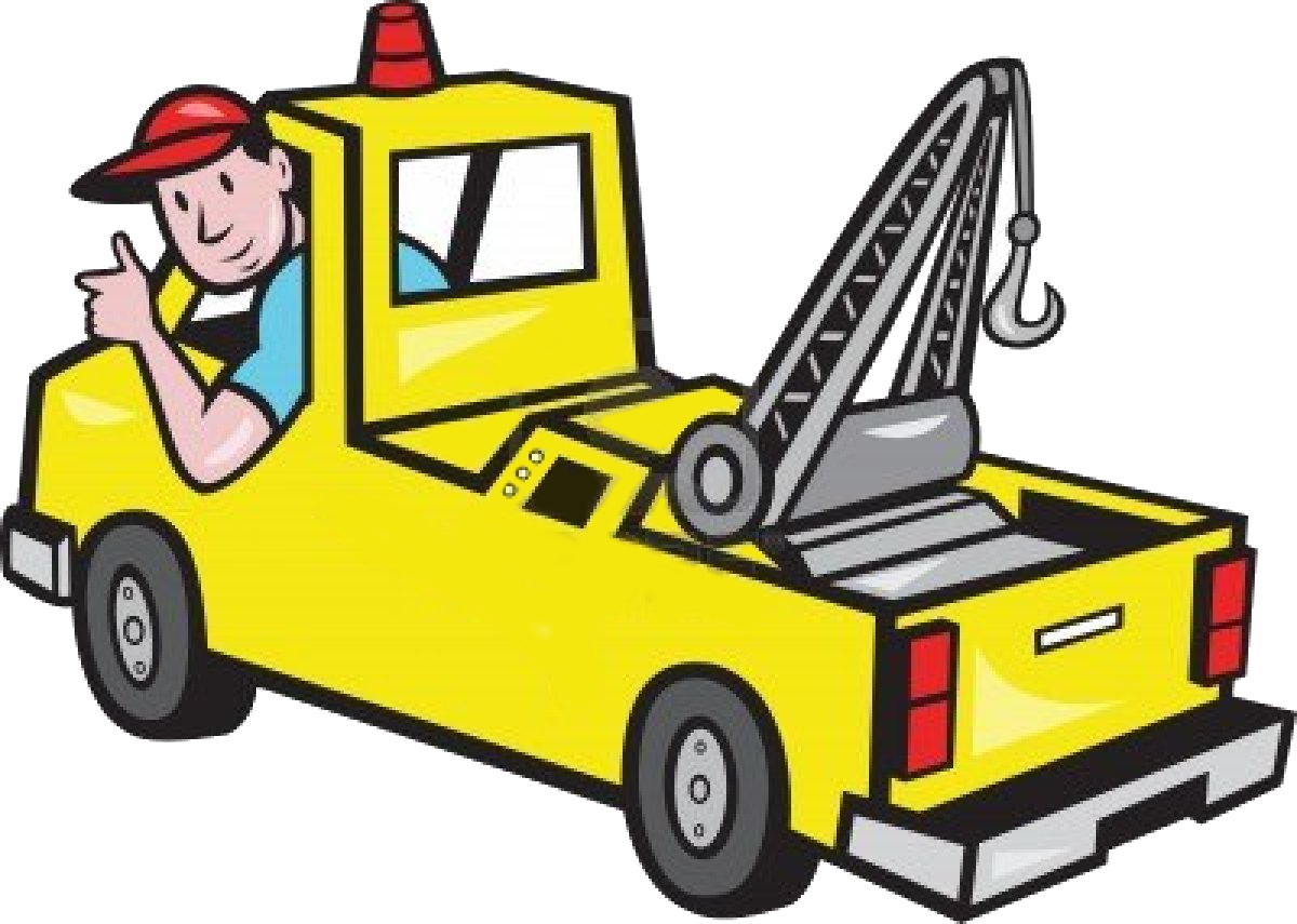 Illustration of a tow. Thumb clipart anytime