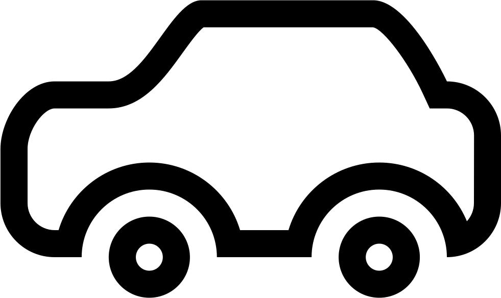 Transport Car Outline Svg Png Icon Free Download