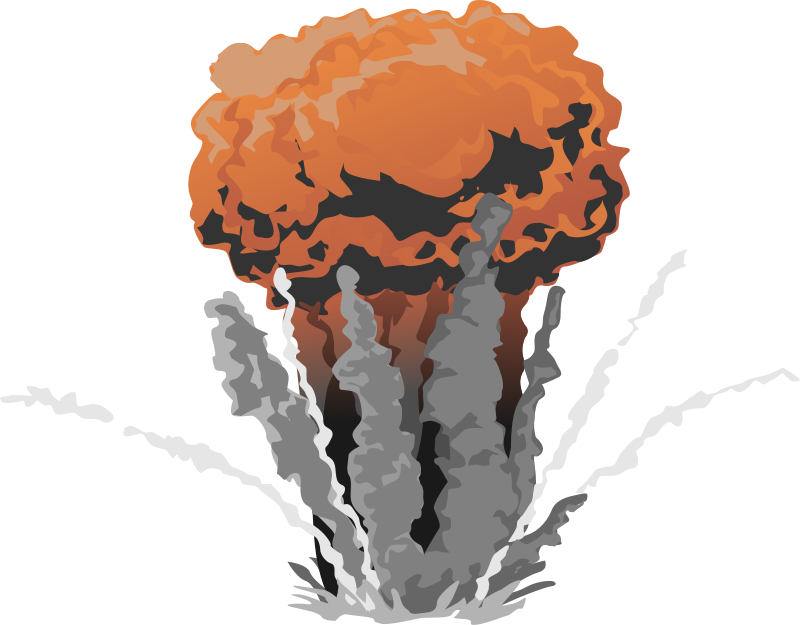 Cocktail clipart animated. Explosion free to use