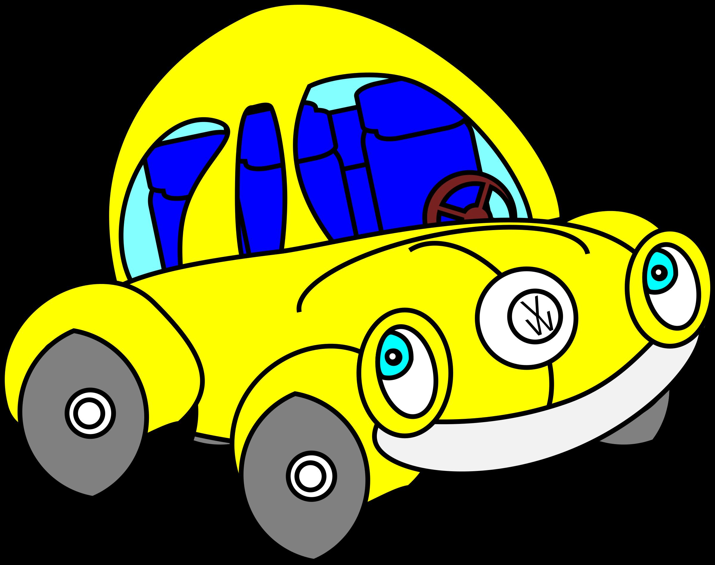 Clipart cars beetle. Happy beatle big image