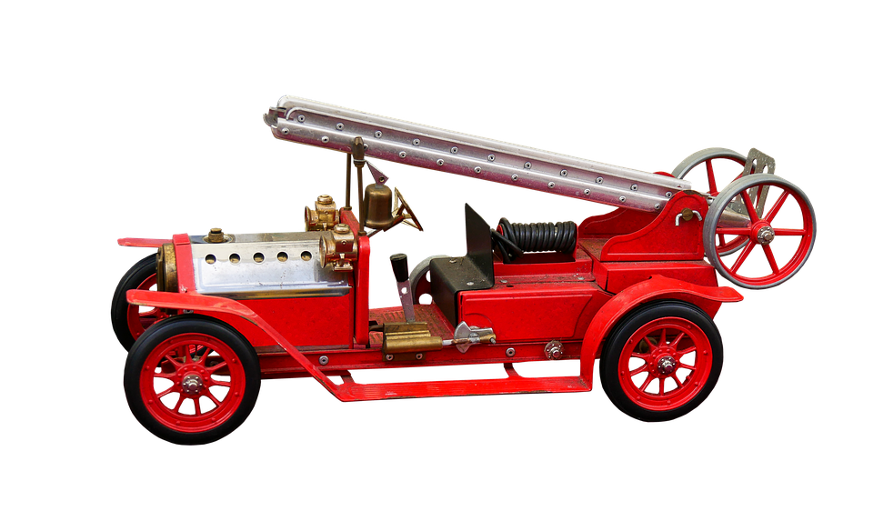 Fire truck png image. Firetruck clipart month