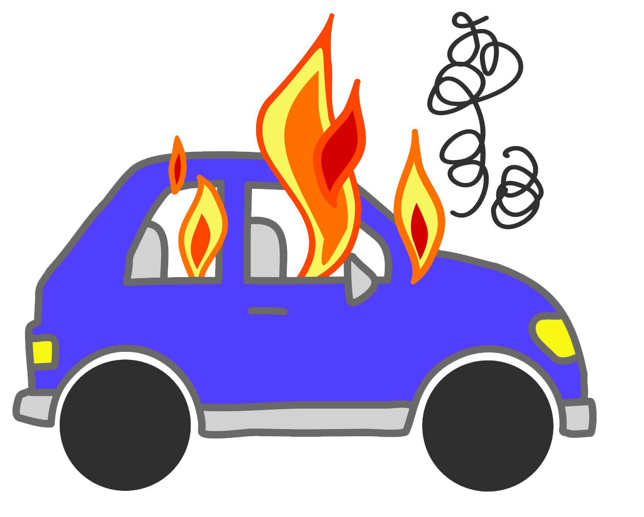On fire noxad org. Clipart cars pink