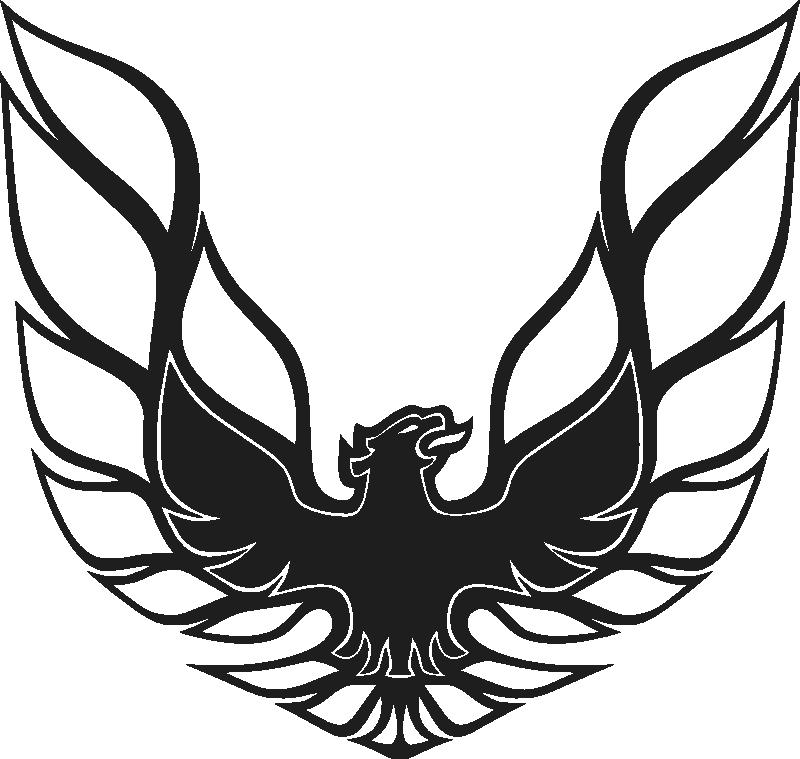 Firebird trans am stencil